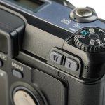Het gebruiken van een compact camera